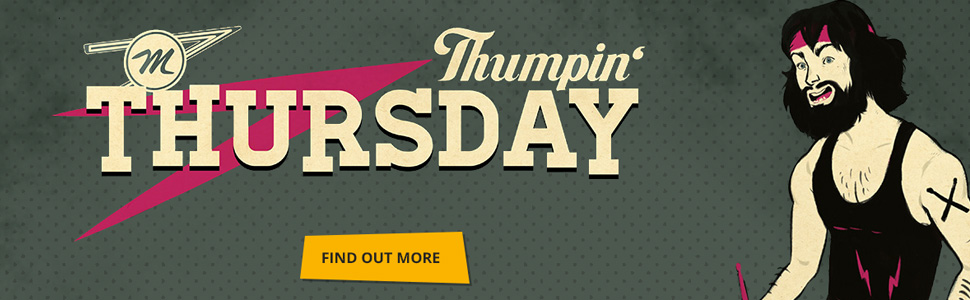 Thumpin' Thursday