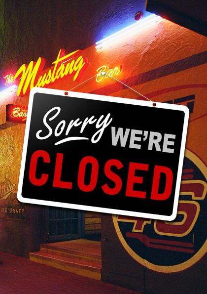 Closed Good Friday