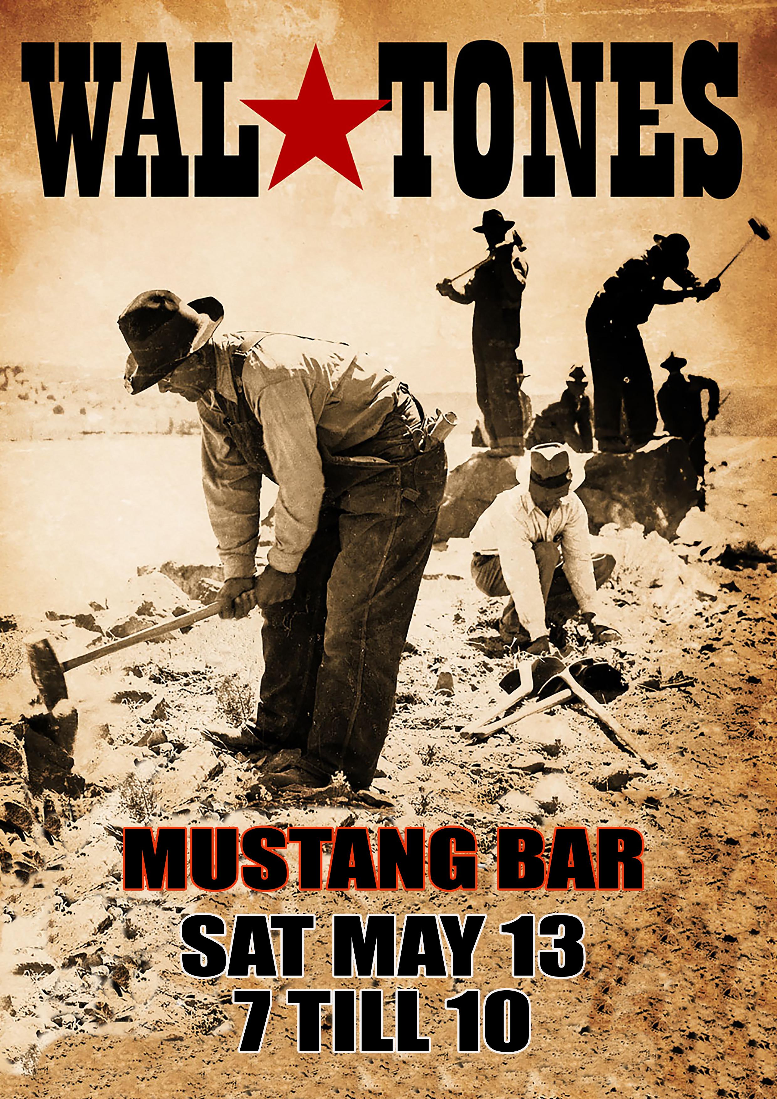 Wal*Tones + Milhouse