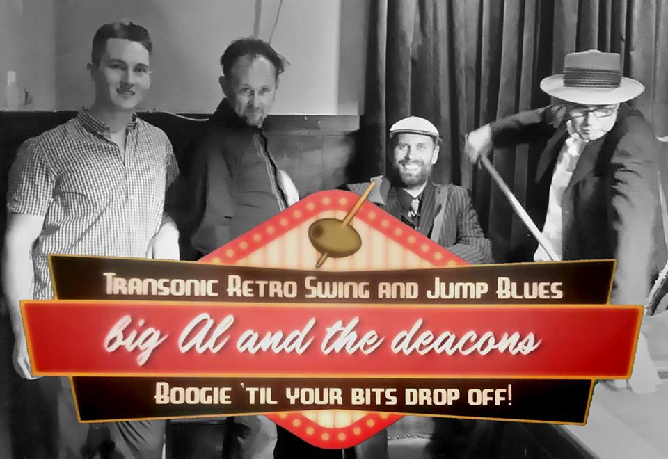 Big Al & the Deacons + Flash Nat & The Action Men
