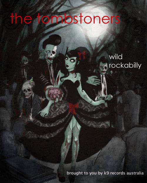 The Tombstoners + Milhouse