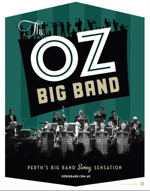 Oz Big Band + Flash Nat & The Action Men