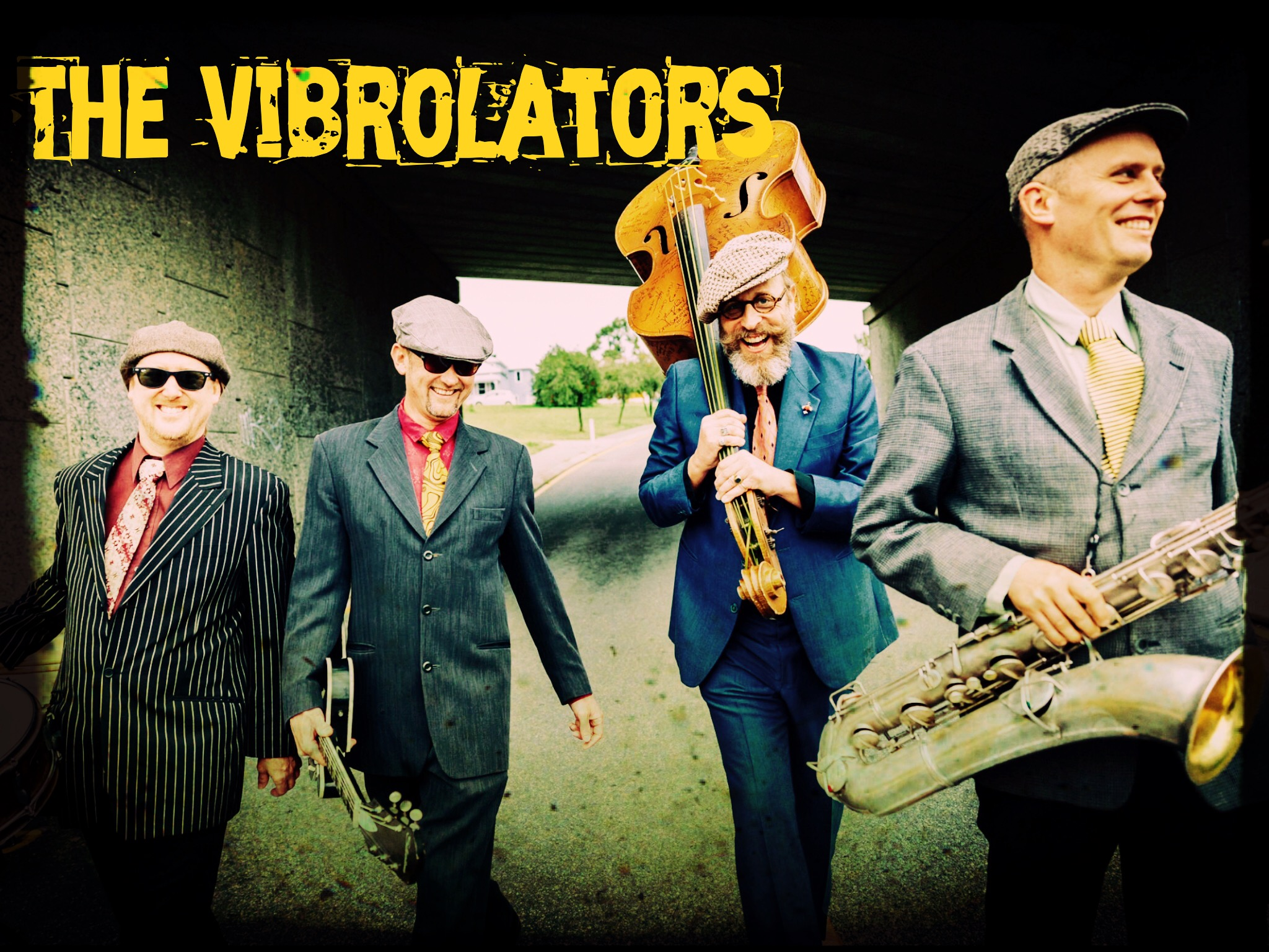 The Vibrolators + Milhouse