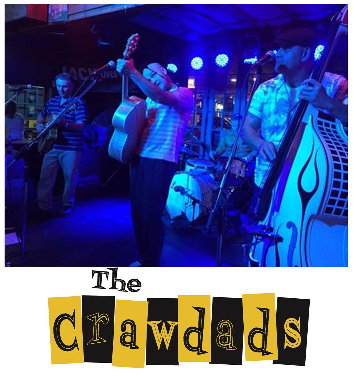 The Crawdads + Milhouse