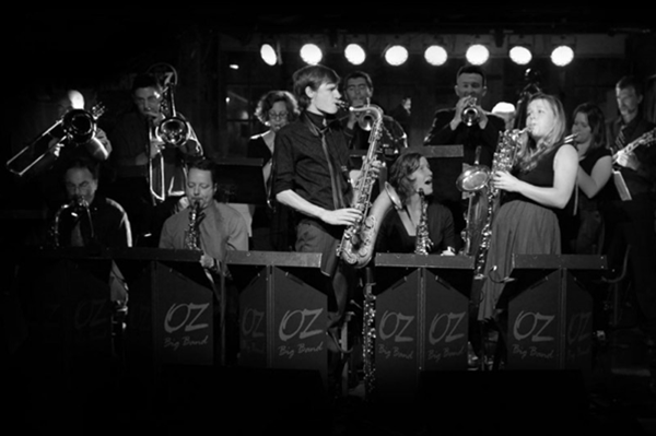 Oz Big Band + Flash Nat