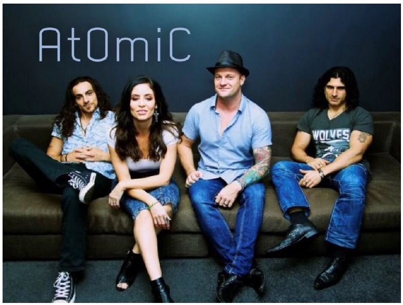 Atomic + DJ James MacArthur