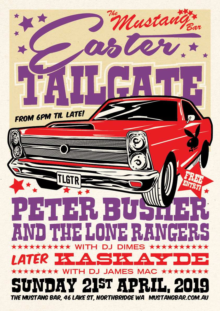 Tailgate Easter Sunday!