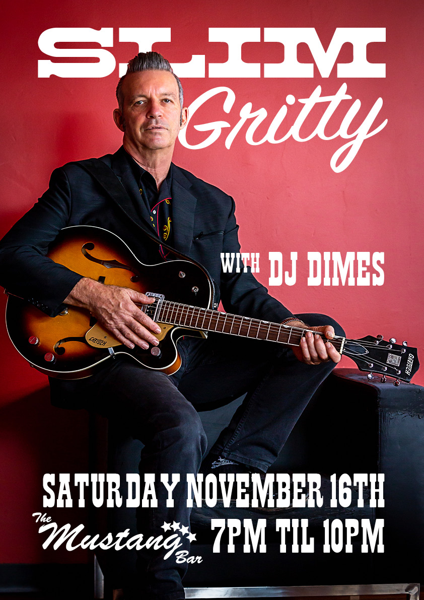 Slim Gritty + Milhouse