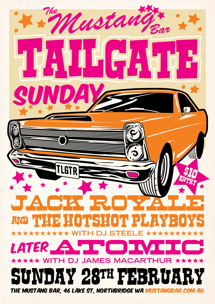 Tailgate Sunday Long Weekend