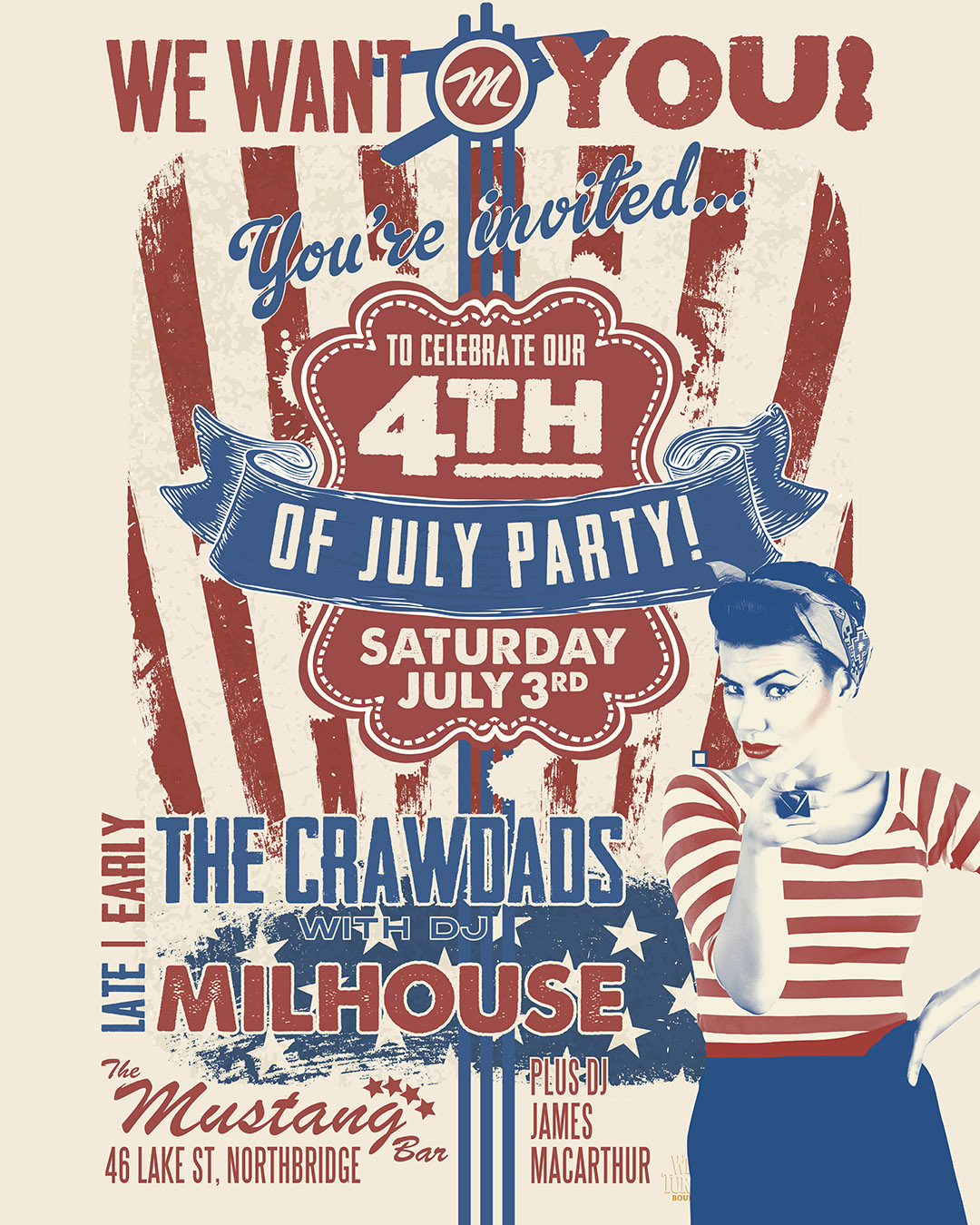 4th July Party 2021!
